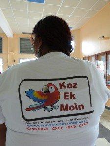 Notre T-shirt créé pour l'occasion
